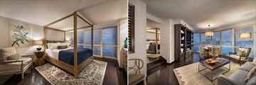 Edgewater Suite, The Cliffs Hotel and Spa