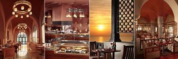 Dining Venues at The Cove Rotana