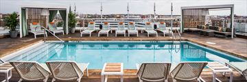 The Donovan - a Kimpton Hotel, Rooftop Pool