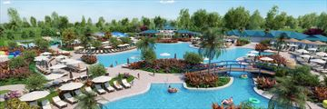 The Grove Resort & Waterpark - Incredibly popular with families due to its fantastic waterpark