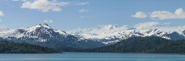 Mountainous Alaskan Landscapes