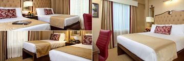 The King George Hotel, Superior Two Doubles, Superior Queen and Superior Twin Rooms