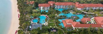 Aerial view of The Laguna Resort & Spa