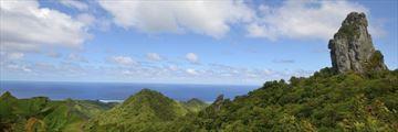 The Needle in Rarotonga