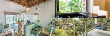 The Paradise Koh Yao, Jacuzzi Studio