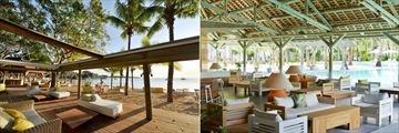 The Beachfront Bar at The Ravenala Attitude