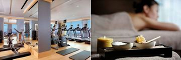 Gym and Massage Treatments at The Ritz-Carlton