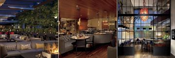 The Ritz-Carlton Toronto, DEQ Terrace and Lounge, Toca Restaurant and The Ritz Bar
