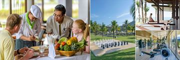 The Sands Khao Lak by Katathani, Cooking Class, Giant Chess, Spa Garden Massage and Fitness Centre