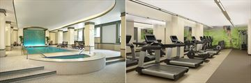 The Westin Nova Scotian, Indoor Salt Water Pool and Fitness Centre