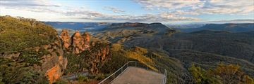 Three Sisters Lookout, Blue Mountains, New South Wales