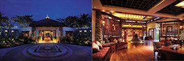Shangri-La's Tanjung Aru Resort & Spa, Chi The Spa