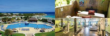The facilities at The Verandah Resort & Spa