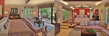 Zazen Boutique Resort, Garden Villa