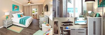 Sea Breeze Beach House, Luxury Collection Room