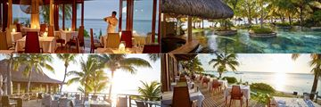 Dining at LUX Le Morne