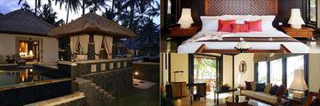 Pool Villas at Spa Village Resort