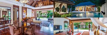 The Laguna Bali Resort & Spa, Pool Villa