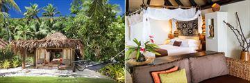Tokoriki Island Resort, Deluxe Beach Bure