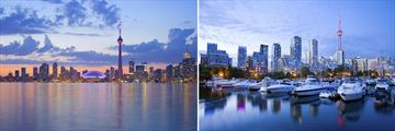 Toronto Skyline & Harbour