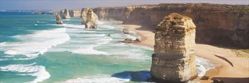 Twelve Apostles along the Great Ocean Road