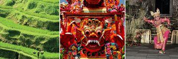 Sights in Ubud, Bali