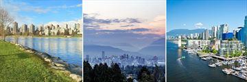 Vancouver Cityscapes, British Columbia