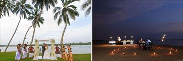 AVANI Kalutara, Sri Lanka, Indian Ocean Wedding - Tropical Sky