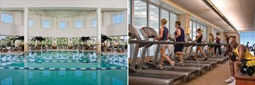 Gaylord Opryland Resort Wellness Facilities