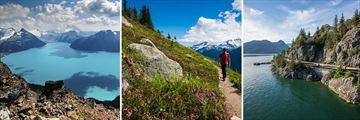 Whistler & Sea-to-Sky Rocky Mountaineer Route