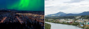 Whitehorse Townscapes, Yukon