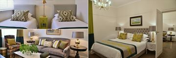Winchester Mansions, Family Suite