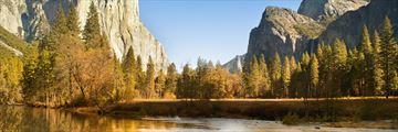 Yosemite National Park fall colours