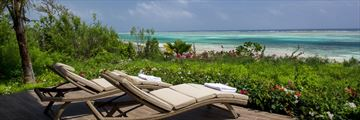 Zawadi Hotel, Sun Deck Views Overlooking Mswakini Beach