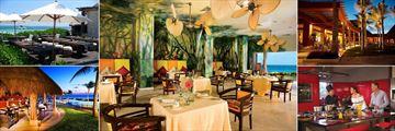 Zoetry Paraiso de la Bonita Riviera Maya, Dining Options