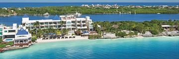 Zoetry Villa Rolandi Isla Mujeres Cancun, Aerial View of Resort