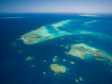 Great Barrier Reef & The Whitsundays