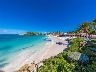Beach at Pineapple, Antigua