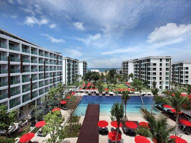 Exterior view of Amari Hua Hin