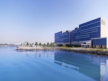 Exterior view of Fairmont Bab Al Bahar