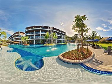 Exterior view of Holiday Inn Resort, Krabi