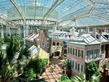 Gaylord Opryland Resort, Nashville