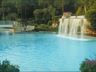 Grotto Pool, Walt Disney World Dolphin