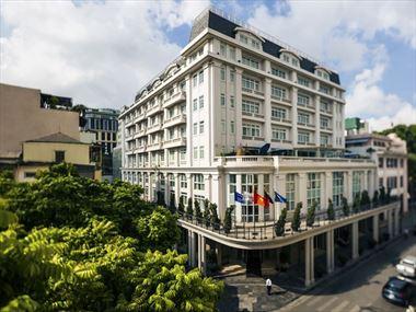 Hotel de L'Opera exterior