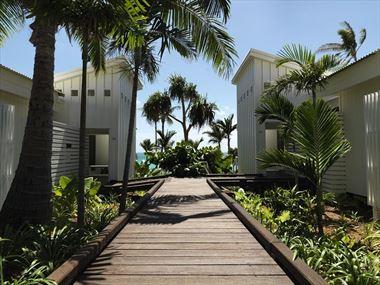 Lizard Island Beachfront Suite exterior