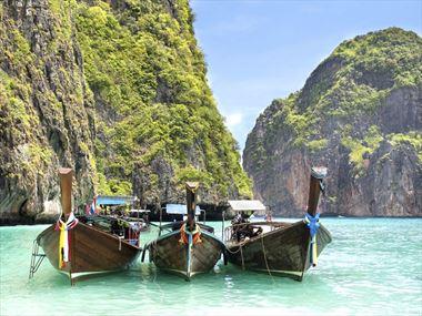 Koh Phi Phi Beach Holidays