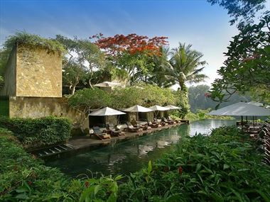 Main Pool at Maya Ubud Resort & Spa