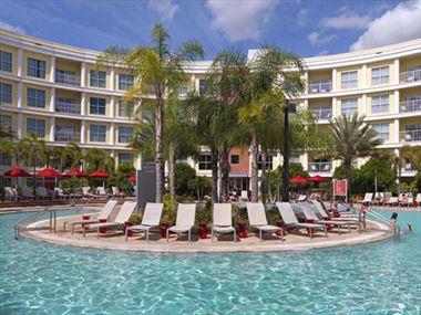 Melia Orlando Suite Hotel pool