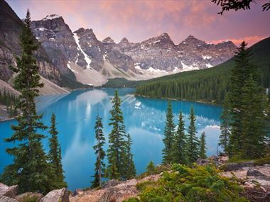 A beginner's guide to Moraine Lake
