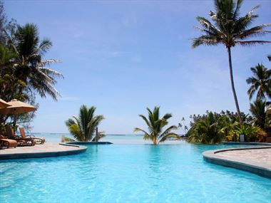 Nautilus Resort pool